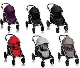 Baby Jogger City Select Make It Single Or Double