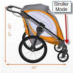 Baby Jogger Stroller Mode