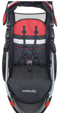 Baby Trend Velocity Travel Jogger System Seat