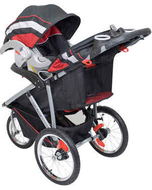 Baby Trend Velocity Travel Jogger System