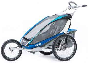 Chariot CX Jogging Mode